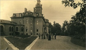 Het Willard Psychiatric Center, ca. 1880