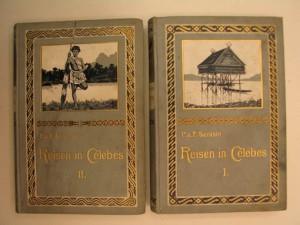 Sarasin - Reisen in Celebes