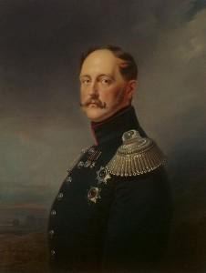 Tsaar Nikolaas I
