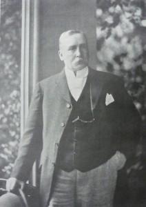 Benjamin Beasley (ca. 1900).