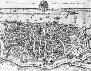 Antwerpen, ca. 1557.