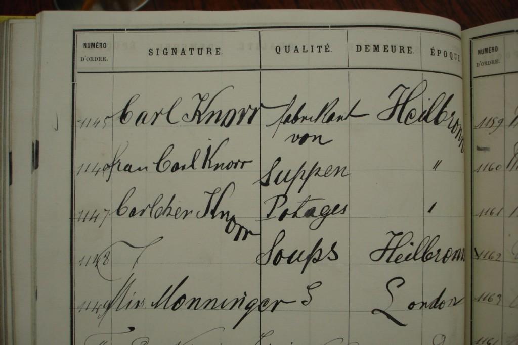 Bezoekersalbum van het museum van het Sint-Janshospitaal in Brugge, eind negentiende eeuw.