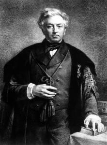 Portret van Adolphe Burggraeve.