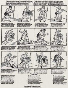 De twaalf bedelaars (1524).