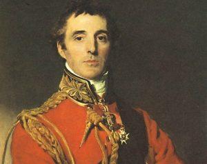 De Hertog van Wellington.
